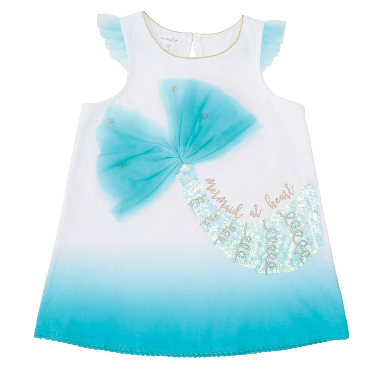 Ombre Mermaid Top