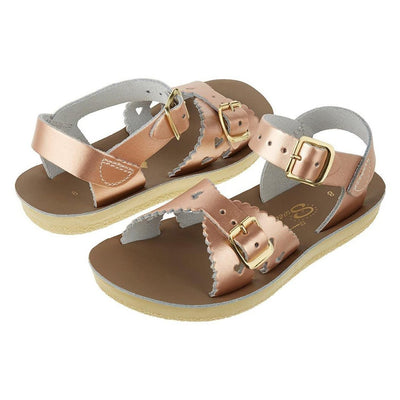 Rose Gold Sweetheart Sandal