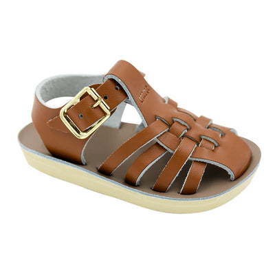 Tan Sailor Sandal