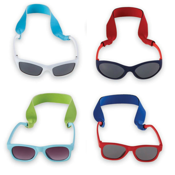 Boy Sunglasses and Strap Sets