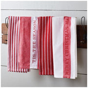 Striped Dish Towel Sets