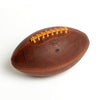 "Leather Head Sports ""Handsome Dan"" Football, side"