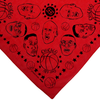 The Chicago Three bandana