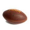 "Leather Head Sports ""Handsome Dan"" Football, side 2"