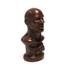 Michael Jordan Space Jam Candy Bust, three quarter.