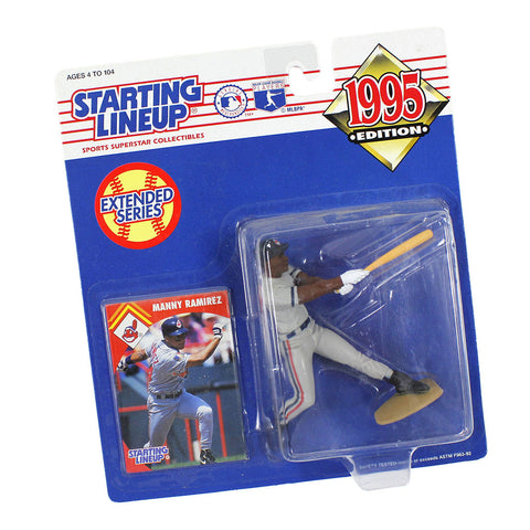 1995 Manny Ramirez Starting Lineup figure