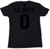 LILLMATIC Damian Lillard 2015 All Star T-Shirt back