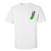"""PICKLES RICK!"" Tee front"