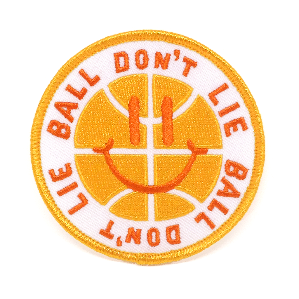 "Will Bryant ""Ball Don't Lie"" Patch"