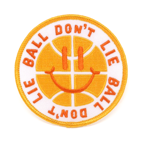 """Ball Don't Lie"" Patch"