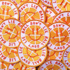 "Will Bryant ""Ball Don't Lie"" patch pile"