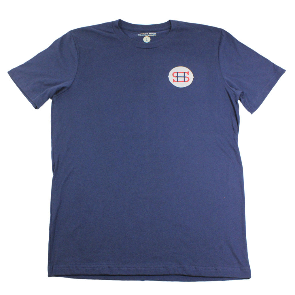 "The made in USA ""Spikes High 55"" T-shirt by Spikes High"
