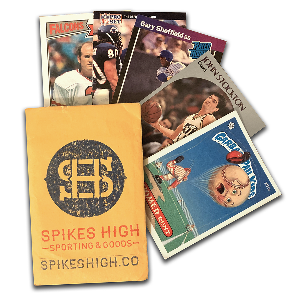SPORTS! card pack