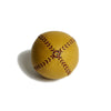 Lemon Head Baseball Tan with Red Stitching, back