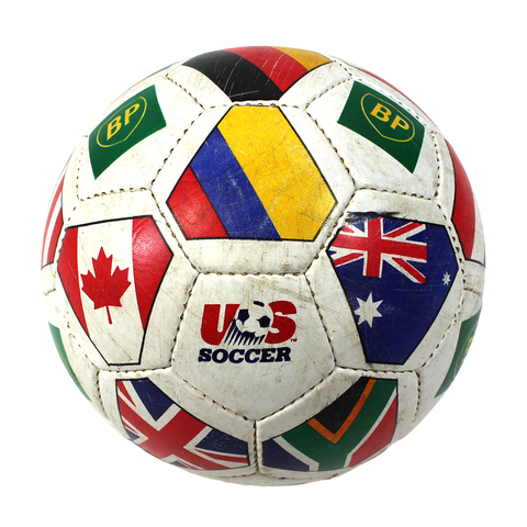 Graphic Nerdout Soccer Ball