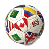 Graphic nerdout vintage soccerball