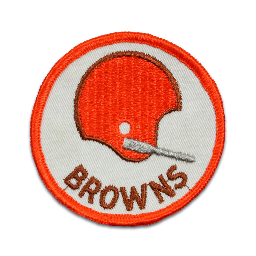Vintage Cleveland Browns Patch