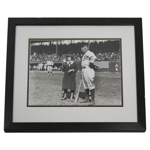 Original Jim Thorpe Baseball Photograph
