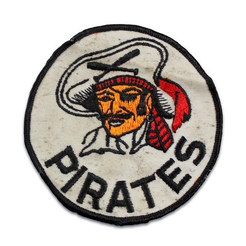 Old School Pittsburgh Pirates Patch