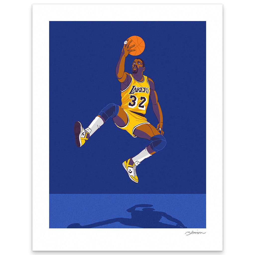 "Ryan Simpson ""Magic"" Print"