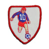 Vintage Soccer Patch