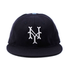 "NYC ""Soccer Time!"" Made in USA Fitted Ball Cap by Cooperstown Cap Co for Spikes High"