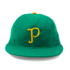 "Portland ""Soccer Time!"" Made in USA Fitted Ball Cap by Cooperstown Cap Co for Spikes High, front"