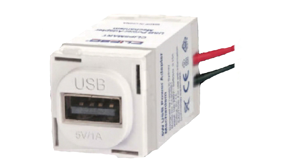 USB MECHANISM 230V