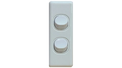 DOUBLE ARCHITRAVE SWITCH