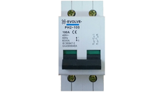 EVOLVE 100A 2P ISOLATOR