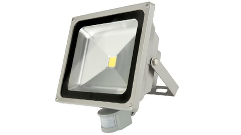 30W LED FLOOD LIGHT WITH SENSOR