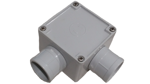 CONDUIT 2WAY ANGLED BOX 32MM