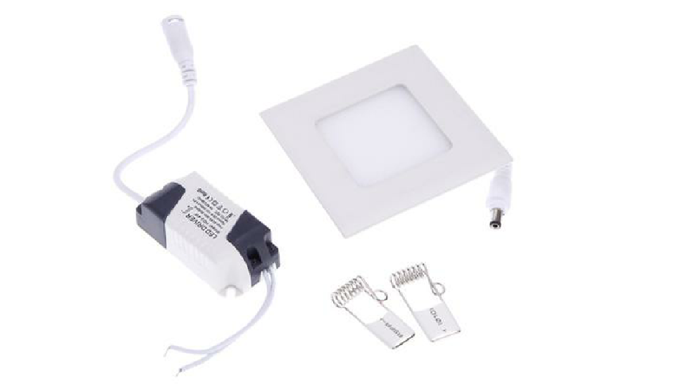 3W LED WALL LIGHT INC DRIVER W/W