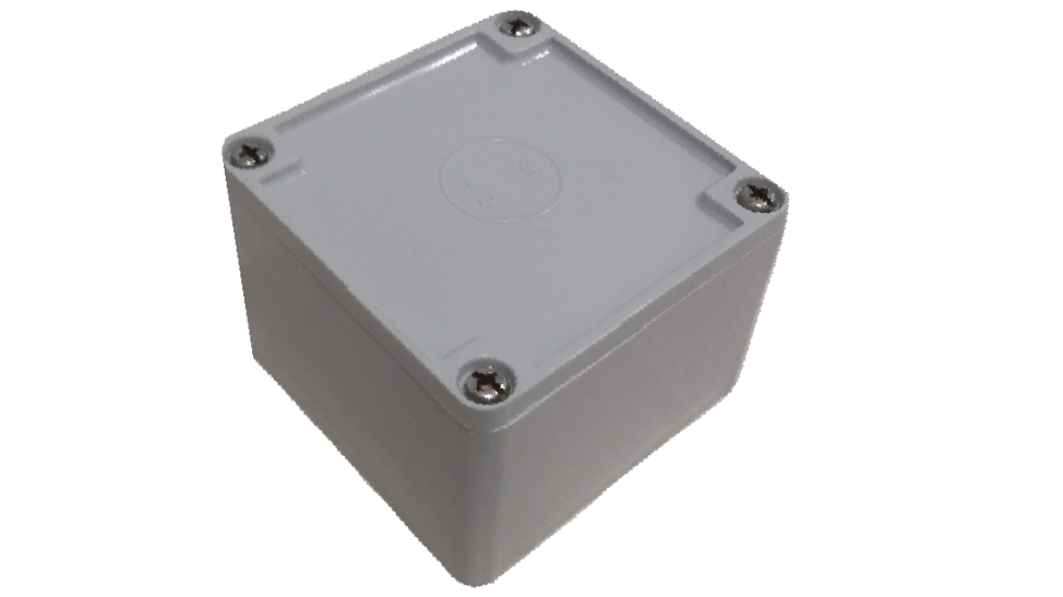 77 X 77MM ADAPTABLE BOX IP65