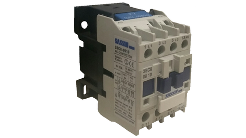 SASSIN 9A 3P+1N/O 415V COIL CONTACTOR