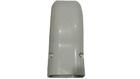 75MM TRUNKING END CAP
