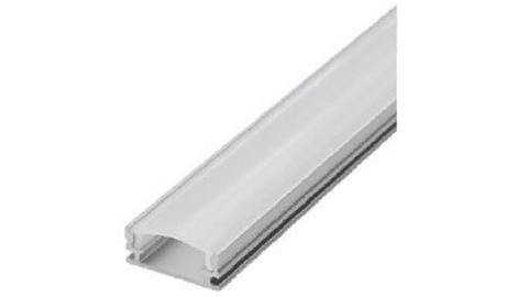 LED ALUMINUM PROFILE STRIP 12MM - 2M