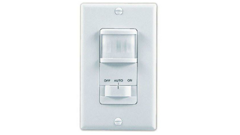 WALL PLATE SENSOR SWITCH 10A