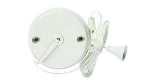 CRABTREE 16A 2WAY PULL CORD SWITCH