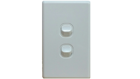 DOUBLE LIGHT SWITCH