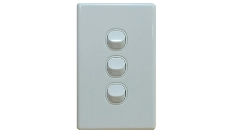 TRIPLE LIGHT SWITCH