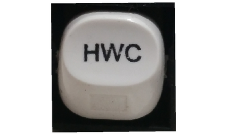 HWC ENGRAVED MECHANISM 16A