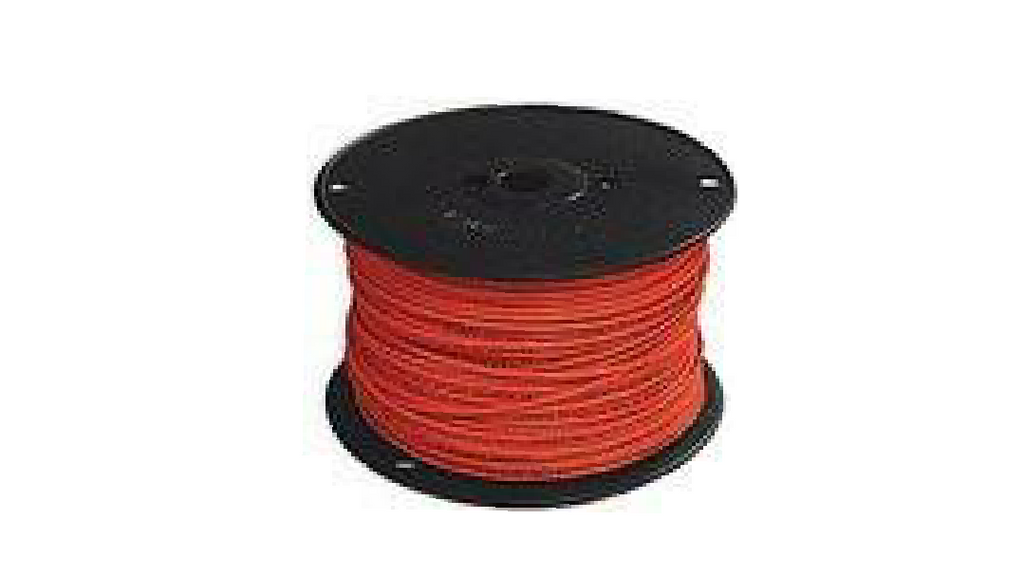 2.5MM RED / BLUE / WHITE / BLACK CONDUIT WIRE - 100M ROLL