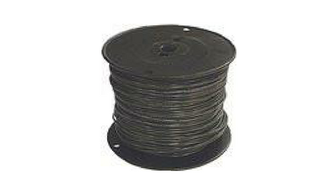 4MM RED / BLUE / WHITE / BLACK CONDUIT WIRE - 100M ROLL