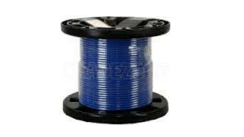 6MM RED / BLUE / WHITE / BLACK CONDUIT WIRE - 100M ROLL