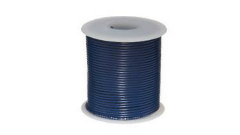1.5MM RED / BLUE / WHITE / BLACK / YELLOW / GREY / ORANGE / PINK APPLIANCE WIRE - 100M ROLL