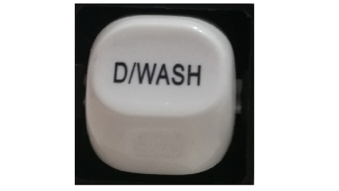 DISH WASH ENGRAVED MECHANISM 16A