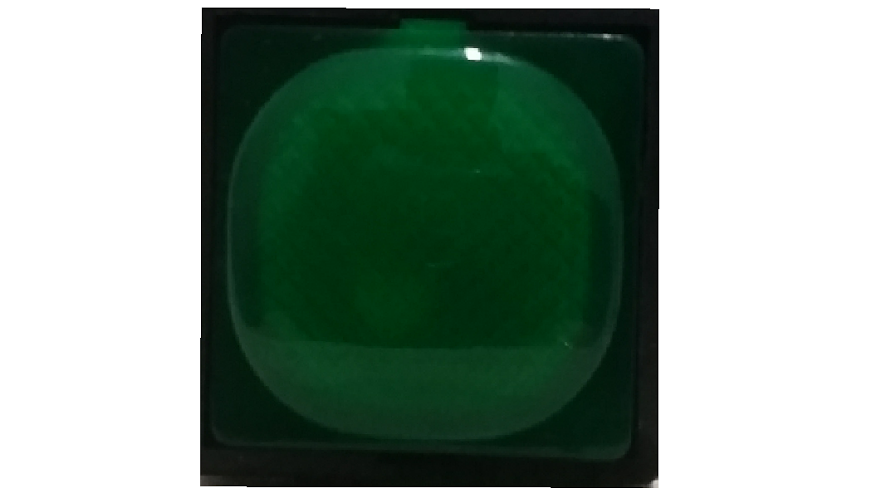GREEN NEON MECHANISM 230V 16A