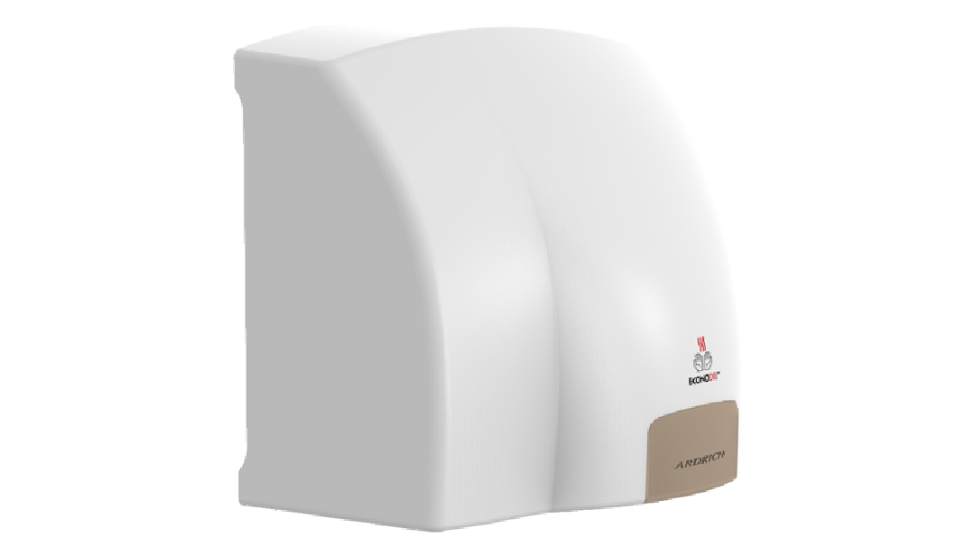 ARDRICH AUTOMATIC HAND DRYER WHITE