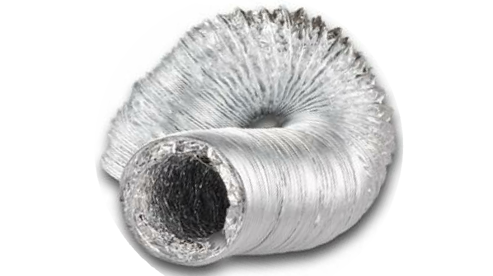 150MM NUDE DUCTING 6M